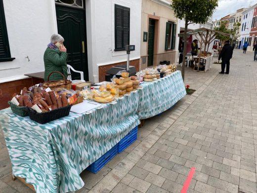 (Fotos) Cultura y gastronomía en Es Mercadal