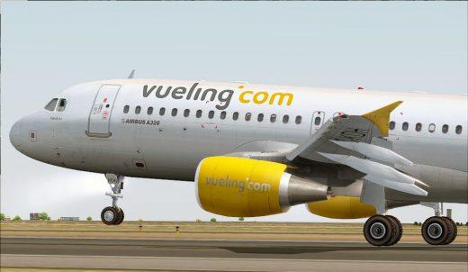 Vueling sigue incumpliendo los tres vuelos diarios con Barcelona