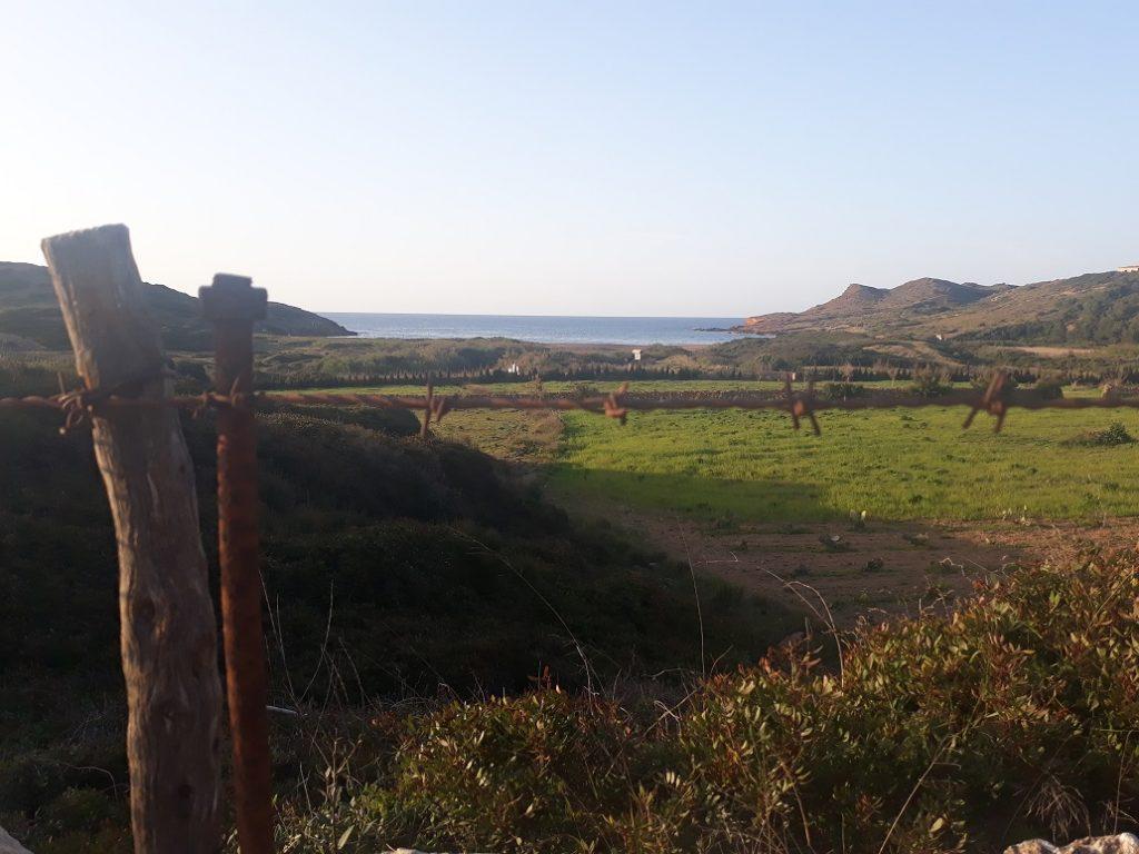 Playa de Binimel.là.