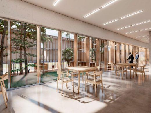 Licitan por más de 10,3 millones de euros la construcción de la nueva residencia de Maó