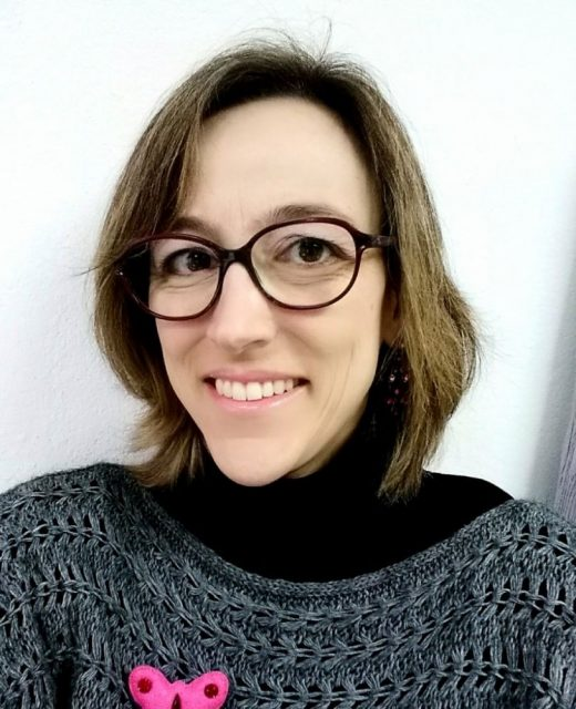 Camila Tudurí Vila en una imagen de la web de la Fundació Bit