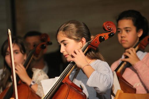 Escola de Música i Dansa de Ciutadella.