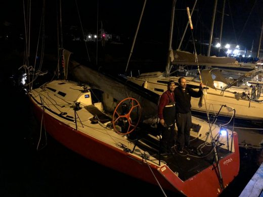 Chica Txeca e Hydra ganan la regata 100 Milles entre Illes 2021