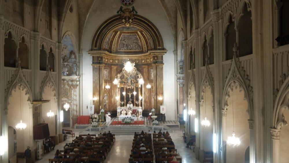 Imágenes de las celebraciones en Sant Francesc y Santa Maria de Maó (Fotos: Antxón Castresana)