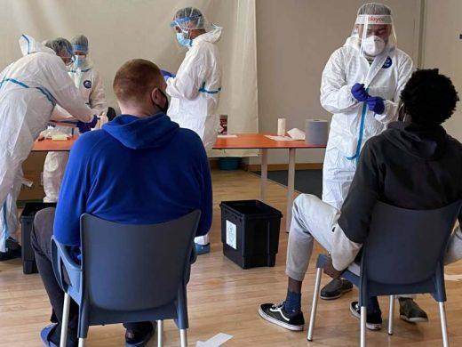 Jugadores, técnicos y directivos del Hestia Menorca dan negativo en las pruebas PCR