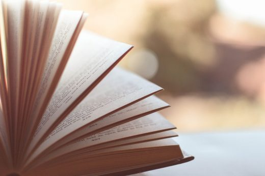 Cualquier elemento que tenga que ver con los libros podrá adornar puertas y ventanas de las casas