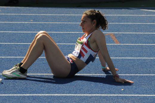 Imagen de la atleta Lita López.