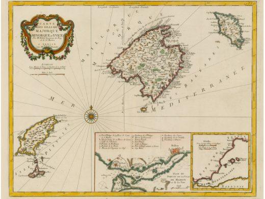 Un pedazo de historia de Menorca en casa