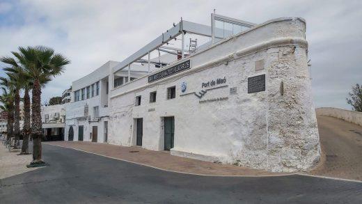 Sa Punta de Calesfonts.