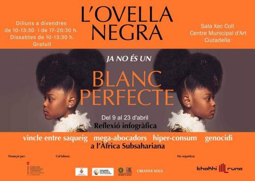 Ciutadella abre una exposición sobre la realidad del África Subsahariana