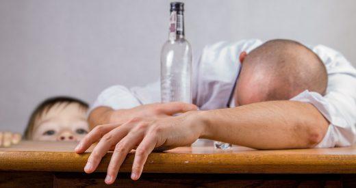 Alcoholismo.