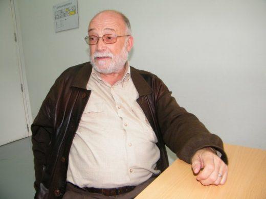 Arcadi Oliveres (Foto: LLUÍS GUTIÉRREZ-AMIC)
