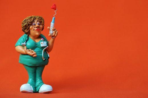 Personal técnico de enfermería