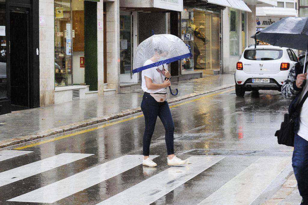 Se prevén tormentas durante la tarde (Foto: T.M.)