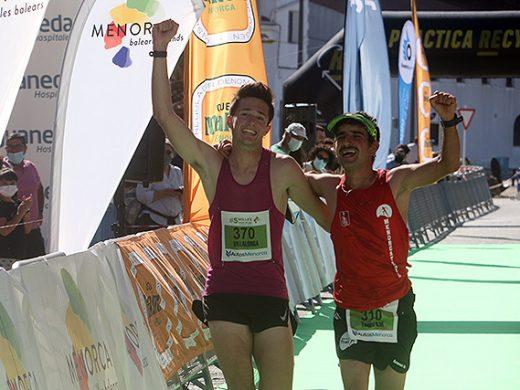 """(Fotos) Alex Vidal y Maria Pallicer conquistan la """"10/5 Milles Ciutat de Maó"""""""