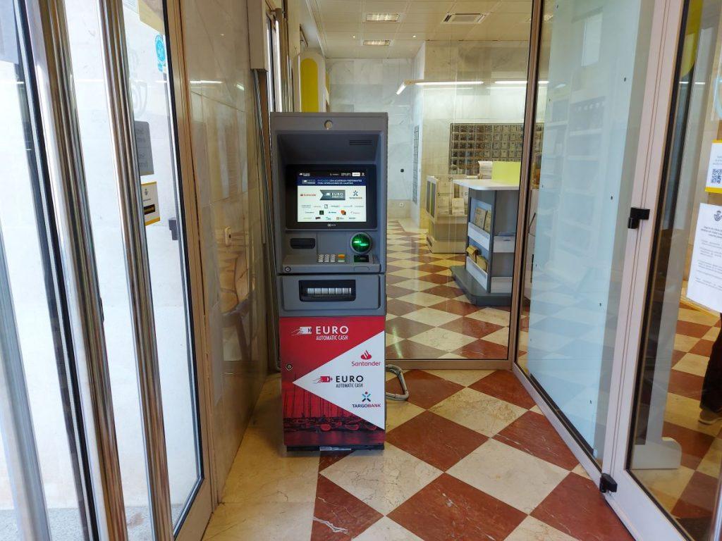 Cajero automático en Ciutadella