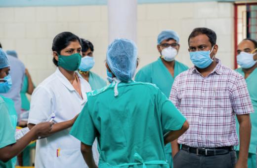La Fundación Vicente Ferrer pide ayuda