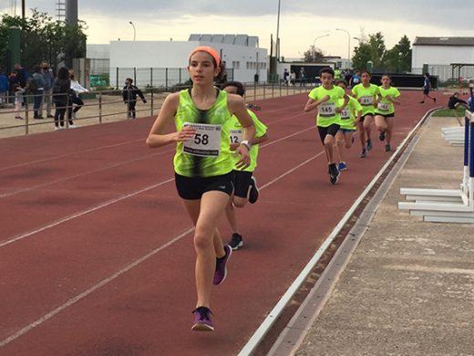 (Fotos) Ester Pons logra el récord de Menorca de martillo