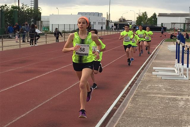 3.000 metros femeninos.