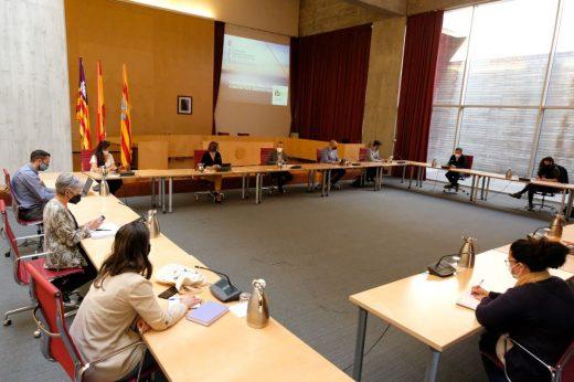 El vicepresidente Yllanes ha dicho que el objetivo es blindar climáticamente Menorca