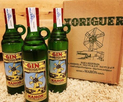 Gin Xoriguer.
