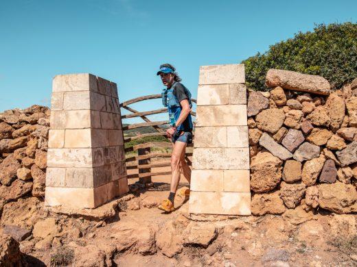 Pau Capell y Claire Bannwarth se imponen en la primera etapa de la Trail Camí de Cavalls