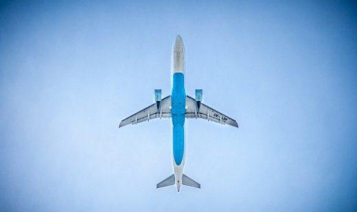 Volar contamina