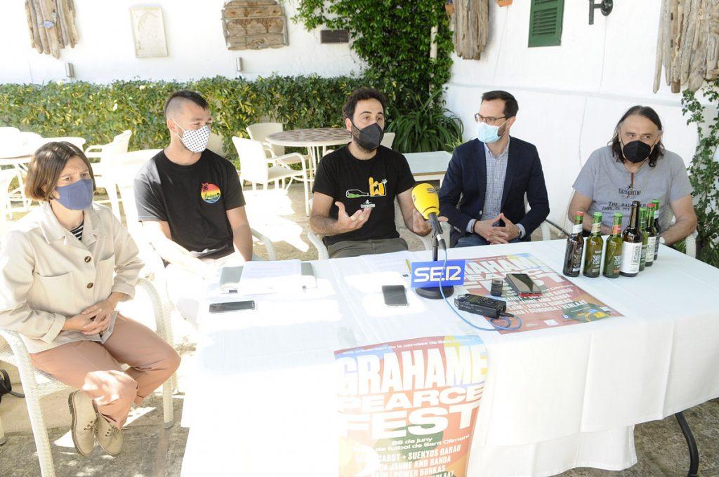 Imagen de la presentación del festival (Foto: Tolo Mercadal)