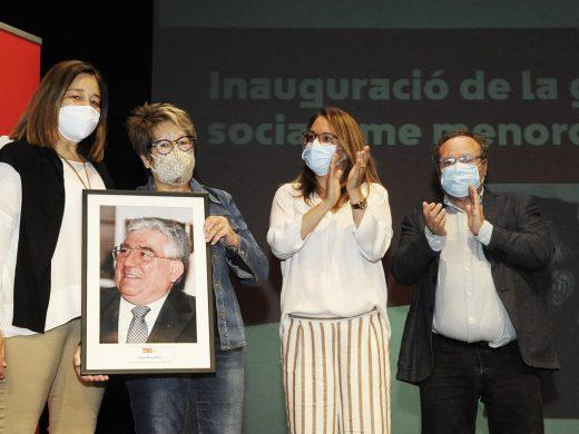(Fotos) 100 años de socialismo en Maó