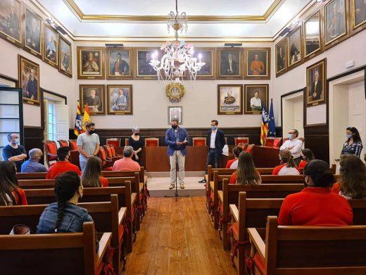 (Fotos) Maó rinde tributo al junior del Alcázar