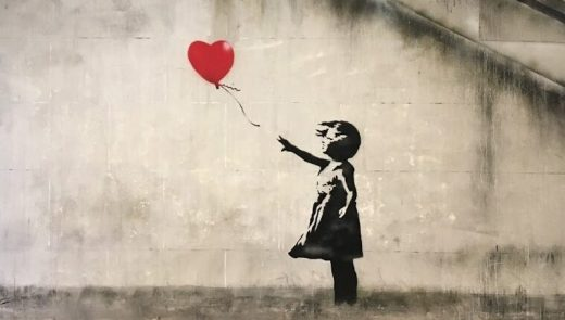 ¿Graffitti o arte?