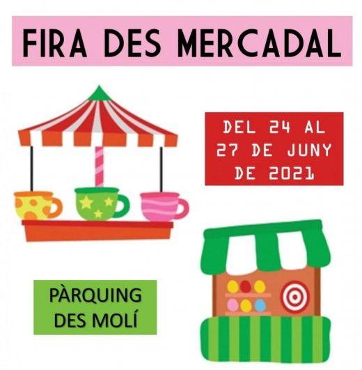 Vuelve la Feria de atracciones a Menorca