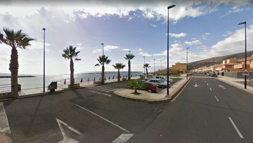 Puerto de Güimar.