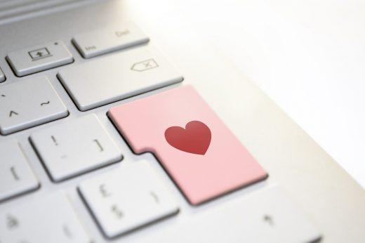 Amor online.