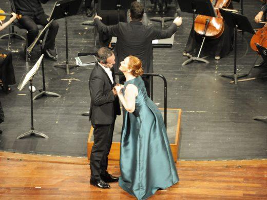 Una gala lírica enorme para los 50 años de Amics de s'Òpera