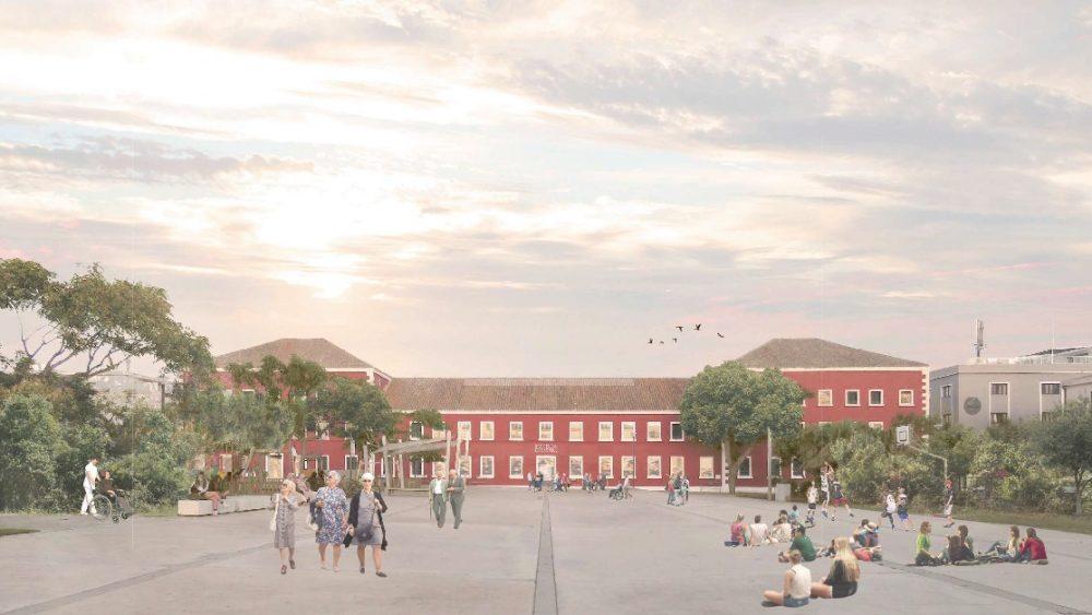 El cuartel Duque de Crillón albergará la Residencia y el Centro de Día