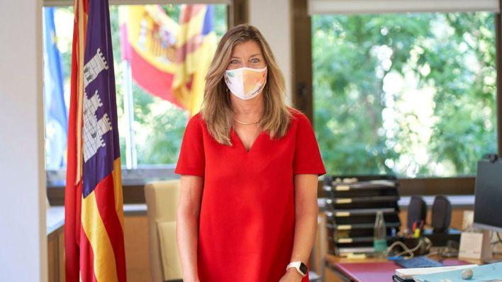 La consellera Patricia Gómez