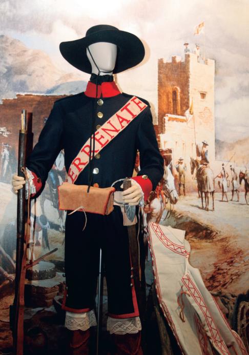 """Menorquines en la """"Guerra de Independencia"""" americana"""