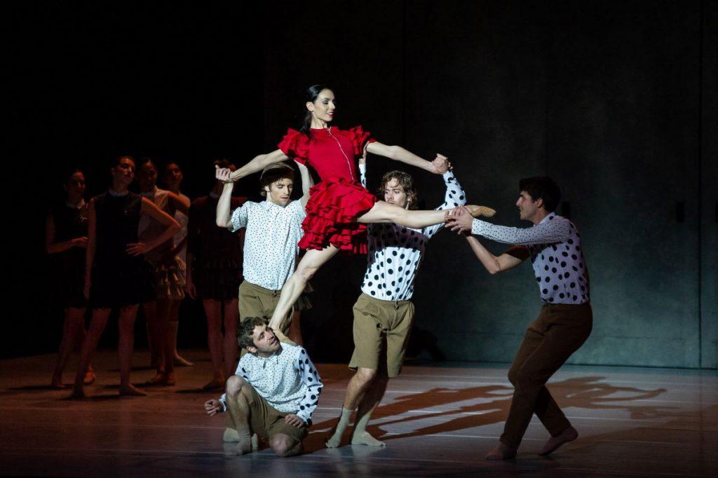 Imagen del espectáculo Carmen (Foto: Carlos Quezada)