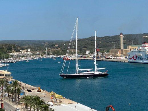 """(Fotos) """"Below Deck"""": el reality americano que se graba en Menorca"""