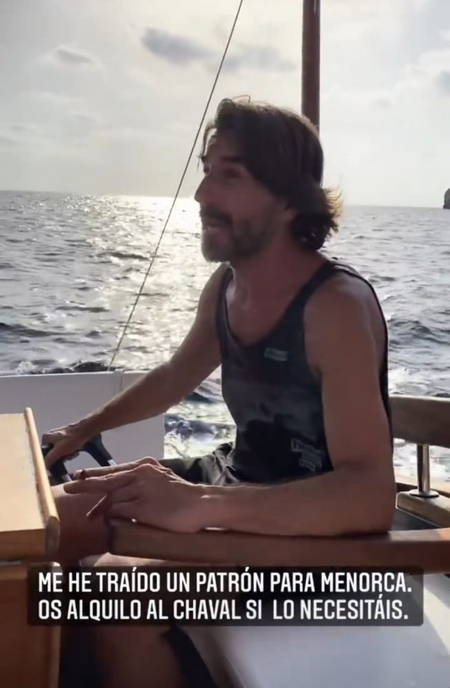 Capitán Millán.