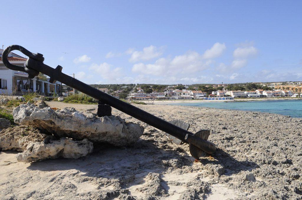 Playa de Punta Prima, en Sant Lluís (Foto: Tolo Mercadal)
