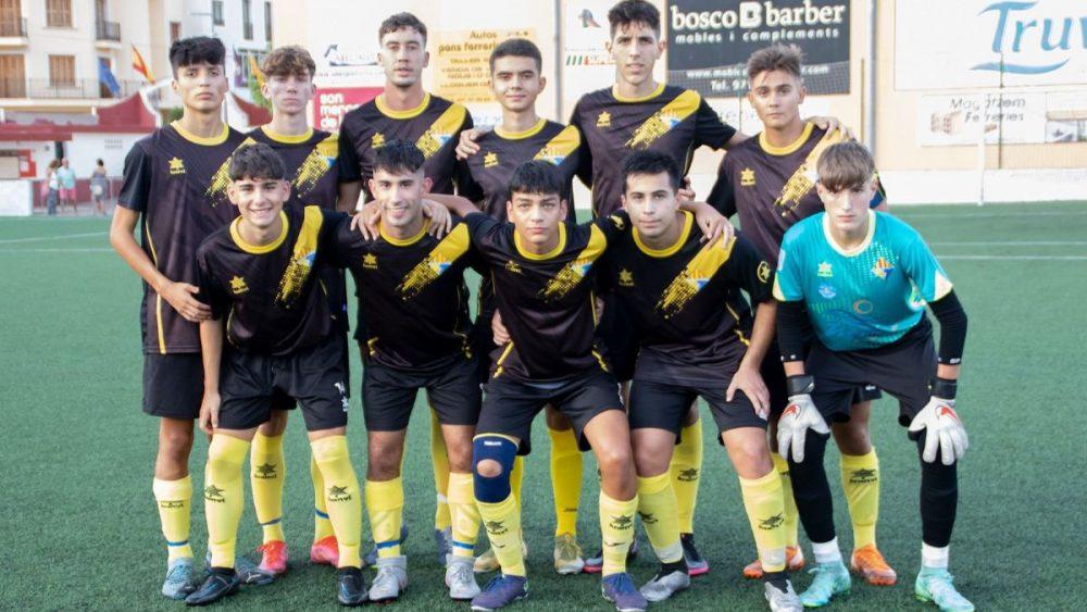 Atlético Villacarlos Foto Joan Truyol
