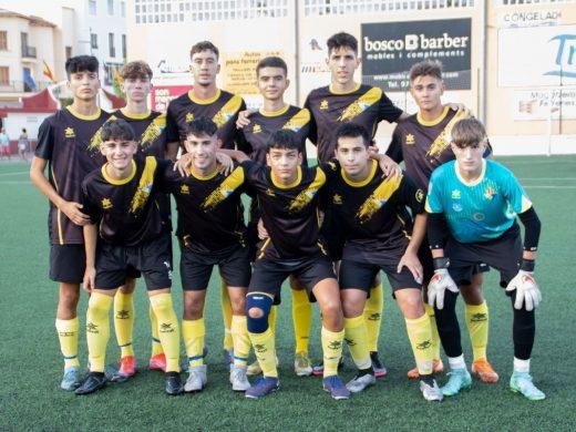 El CE Ferreries gana el Torneo juvenil VII Memorial Joan Mascaró