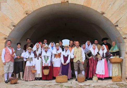 Los integrantes de esta formación cultural menorquina