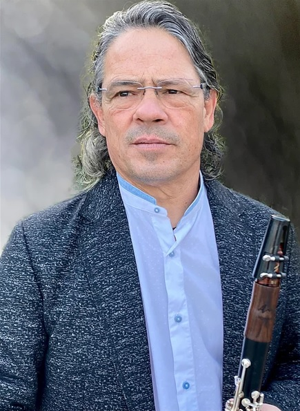 El clarinetista santlluïser Juanjo Mercadal