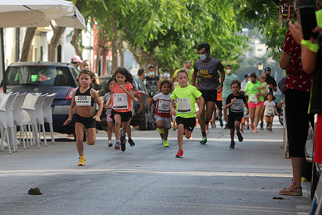 Cursa Popular en Es Castell (Foto: deportesmenorca.com)
