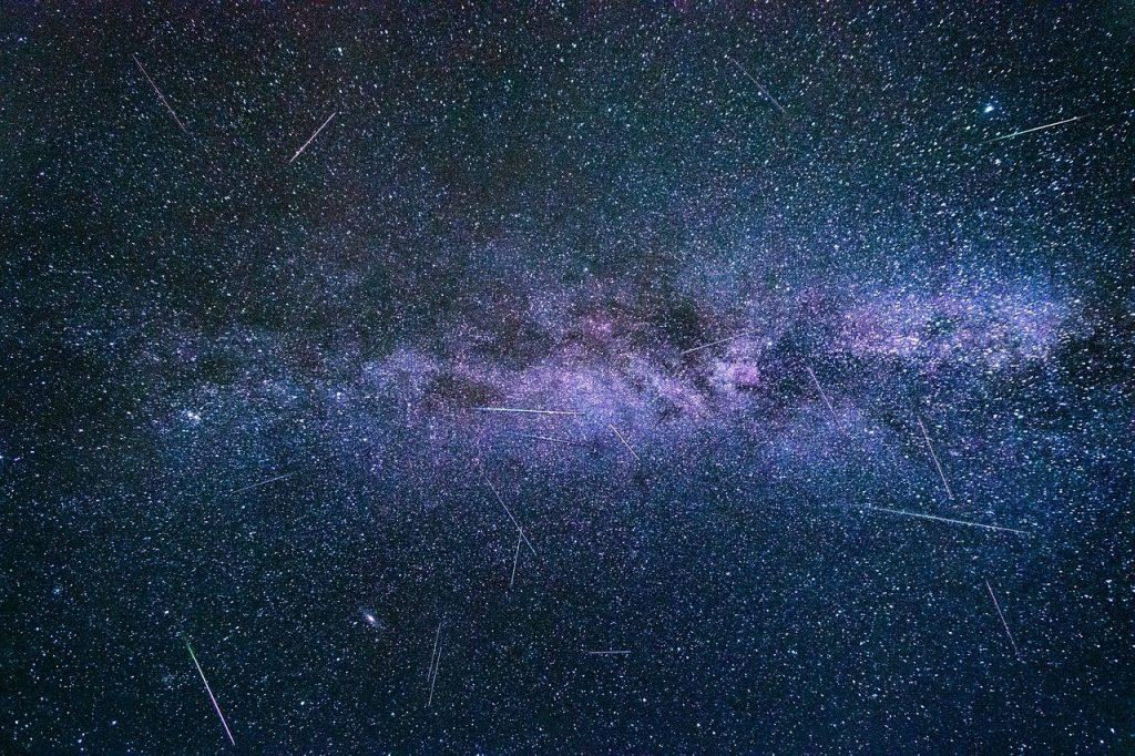 Se pueden ver hasta 100 meteoros por hora