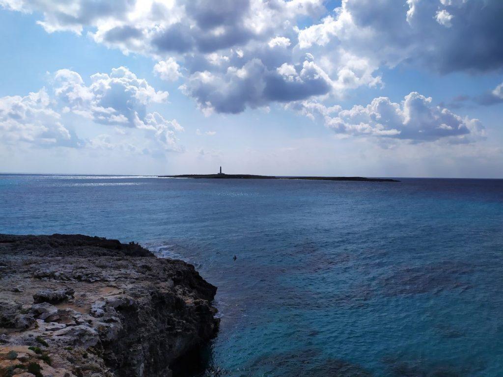 Por la mañana se verán algunas nubes bajas en la isla (Foto: EA)