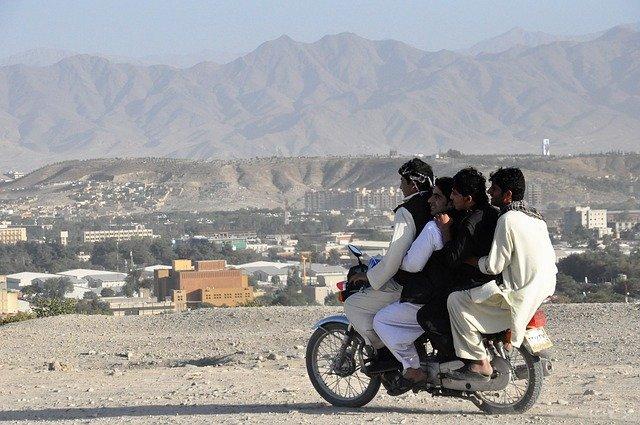 Kabul antes de ser talibán